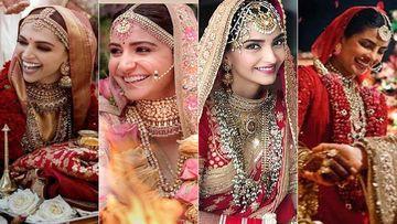 Deepika Padukone, Anushka Sharma, Priyanka Chopra OR Sonam Kapoor: Which Bride's Got More Sass?
