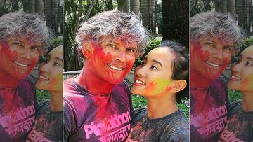 Milind Soman's Wife Ankita Konwar Blasts News Portal For Spreading Fake News About Reasons Why Milind Married Ankita