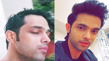 Kasautii Zindagii Kay 2's Parth Samthaan Gets Soaked In The First Showers Of Rain, Enjoys The Arrival Of Monsoon In Hyderabad- WATCH