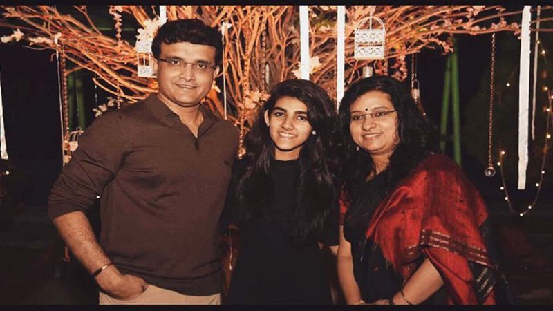 Saurav Ganguly's Daughter Sana Laments Someone Else Has Taken Her Place In The Family; Meet The Lucky One