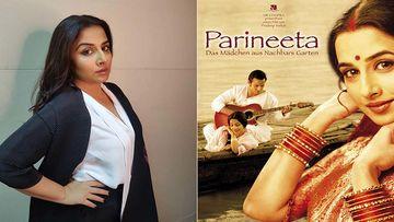Vidya Balan's Debut Film Parineeta Clocks 15 Years Of Its Release, Actress Shares Some Unseen Pictures Of Saif Ali Khan