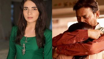 Radhika Madan Remembers Late Irrfan Khan, Shares Angrezi Medium Movie Still With An Emotional Message: 'Teri Laadki Mai'