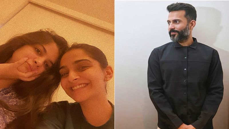 Sonam Kapoor Reunites With Sister Rhea Kapoor After Two Months Of Lockdown;  Credits Hubby Anand Ahuja For It