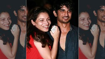 When A Restless Sushant Singh Rajput Watched Former GF Ankita Lokhande Get Dizzy On Jhalak Dikhhla Jaa Stage- Watch Video