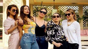 Malaika Arora Shares Throwback Picture Of Her Gals- Kareena Kapoor Khan, Amrita Arora And Karisma Kapoor; Bebo Calls Them 'My Women For Life'