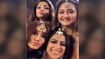 Naagin 4: Surbhi Jyoti And Adaa Khan Join Rashami Desai And Nia Sharma To Spice Up The Grand Finale Episode