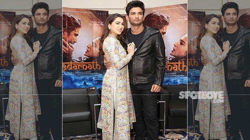 Sushant Singh Rajput's Home Staff Keshav Now Works For His Kedarnath Co-Star Sara Ali Khan, Reveals A Sting Operation