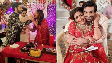 Naagin 5: Surbhi Chandna's Co-Stars Sharad Malhotra And Mohit Sehgal Pen Down Some Beautiful And Quirky Birthday Wishes For Her