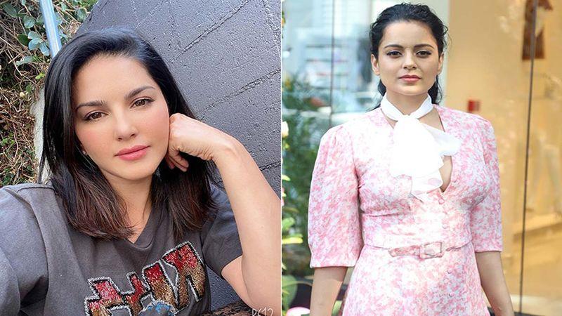 Sunny Leone's Sharp Snide At Kangana Ranaut's 'Porn Star' Comment; READ It Here