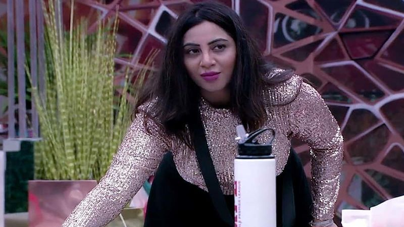 Bigg Boss 14 SPOILER ALERT: Arshi Khan To Raise The Temperatures With Her Sizzling Pool Dance In A Skimpy Leopard-Print Night Wear