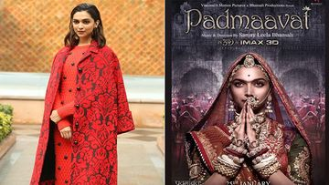 3 Years Of Padmaavat: Deepika Padukone Shares Iconic Moments From The Movie, Calls It 'Character Of A Lifetime'