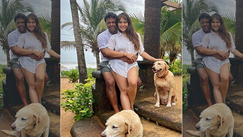 After Instagram, Kim Sharma And Leander Paes Spotted Holding Hands In Public