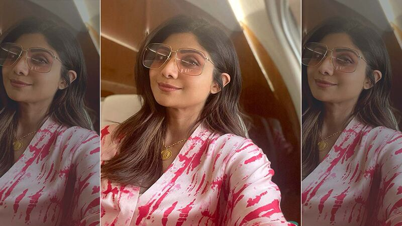 Shilpa Shetty Does The Garba On The Sets Of Super Dancer Chapter 4, Shares Her Navratri Mantra-WATCH