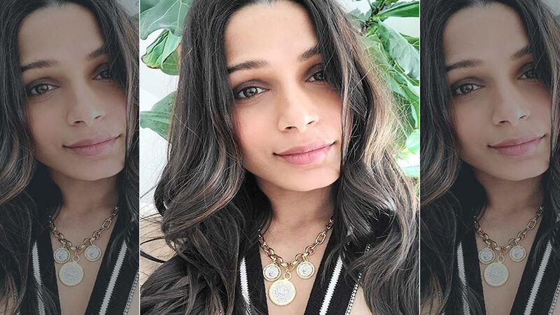 Freida Pinto Shares A Glimpse Of Her Baby Shower; The Soon-To-Be Mommy Can't Stop Thanking Her Girl Gang For Arranging Everything