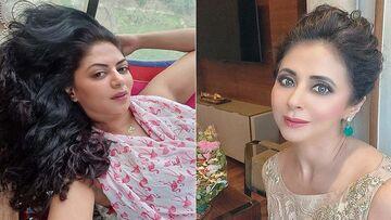 Kavita Kaushik Poses Like Urmila Matondkar From Hai Rama Yeh Kya Hua Song, Look What The Latter Has To Say