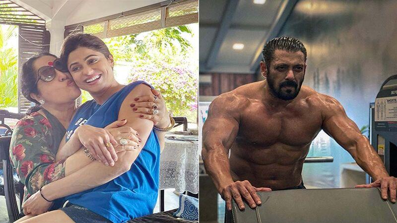 Bigg Boss 15: Shamita Shetty's Mother Sunanda Shetty Requests Salman Khan To Address The Issue Of Age Shaming By Karan Kundrra
