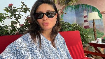 Pregnant Kareena Kapoor Khan Gives A Peek Inside Her Bedroom; Shares A Picture Of Her Cosy Bed Dressed Up In Pretty Linen