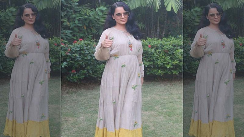 Kangana Ranaut Shares Throwback Pic While Recalling Childhood Memories; Says Her Family Didn't Mind Her As She Was 'Very Beautiful And Easy To Marry Off'