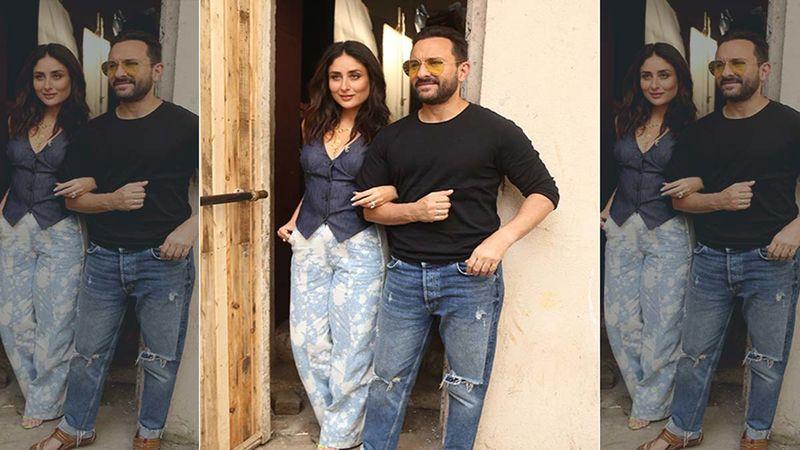 Inside Pictures Of  Saif Ali Khan And Kareena Kapoor Khan At The Regal Pataudi Palace Will Leave You AWESTRUCK