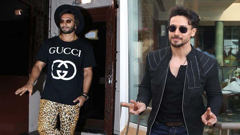 Ranveer Singh's Brawn Munde Look Impresses Tiger Shroff, Latter Can't Resist Dropping A Comment