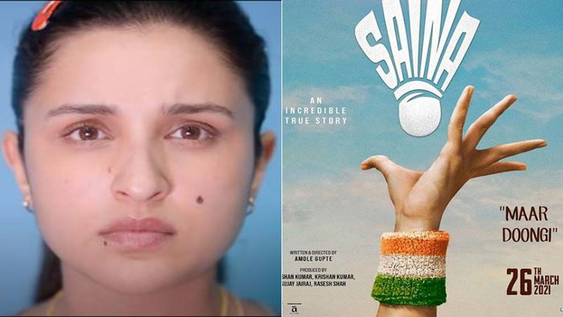 Saina Teaser Out: Parineeti Chopra Shall Leave You Impressed With Her Acting Chops And Inspirational Dialogues