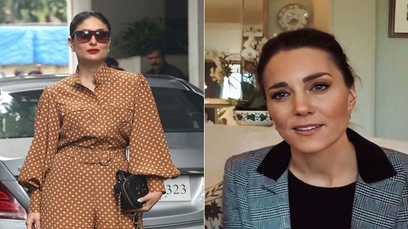 Kareena Kapoor Khan Shows Her Love For Kate Middleton; Shares A Picture Of The Duchess of Cambridge From Prince Philip's Funeral