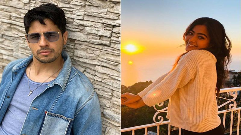 Sidharth Malhotra Shares Unseen Pic With Rashmika Mandanna On Her Birthday; Actor Sends 'Good Wishes' To His Mission Majnu Co-Star