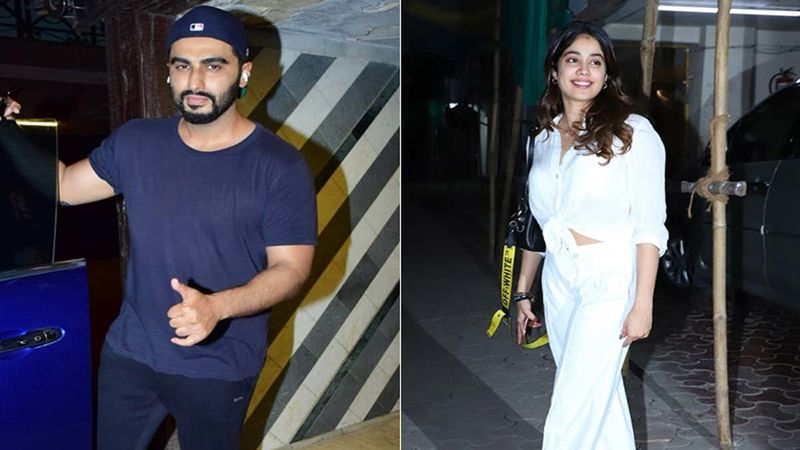 Arjun Kapoor Drops Smokin Hot Pictures Asking Fans To Spot The Difference; Sister Janhvi Kapoor Has A Hilarious Response