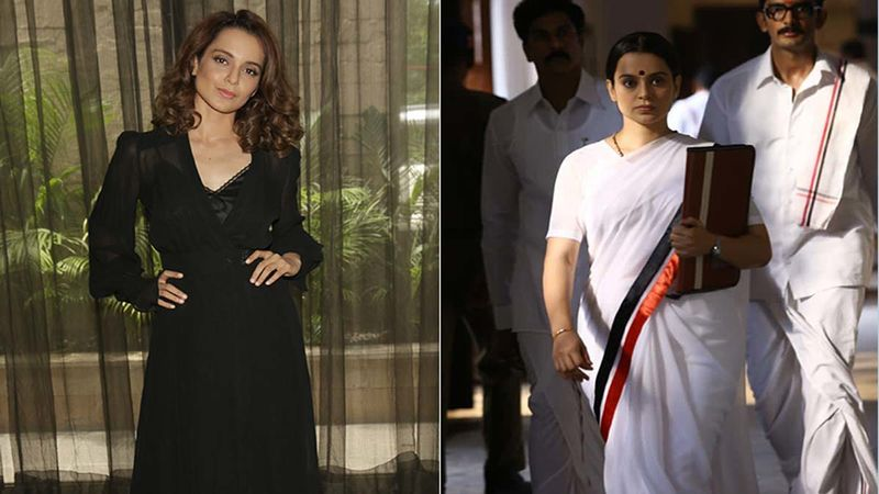 Thalaivi: Kangana Ranaut Starrer Has A Huge Difference In Its Hindi And Tamil Trailer; Did You Notice It?