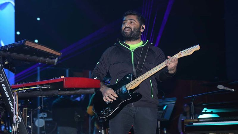 Singer Arijit Singh's Mother No More, Succumbs To COVID-19 In Kolkata