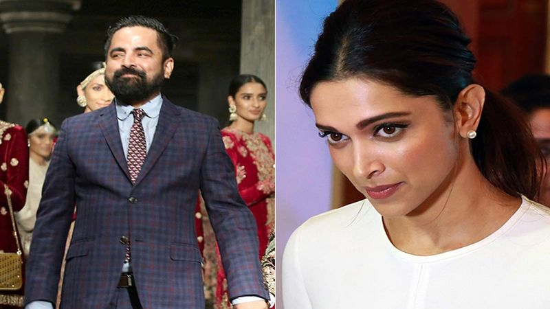 Designer Sabyasachi Suggested Deepika Padukone Wear A Burqa When She Came For Wedding Outfit Trials For Her Ceremonies