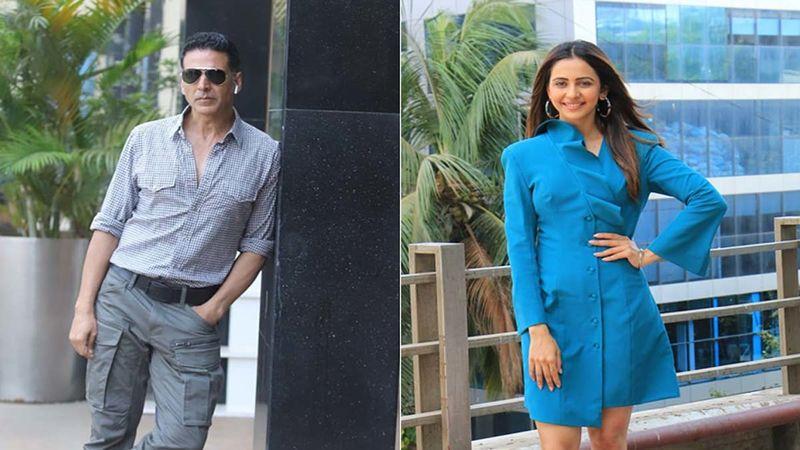Akshay Kumar To Reunite With His Bell Bottom Director Ranjit Tiwari For His Next, Makers Rope In Rakul Preet Singh As Female Lead- States Report