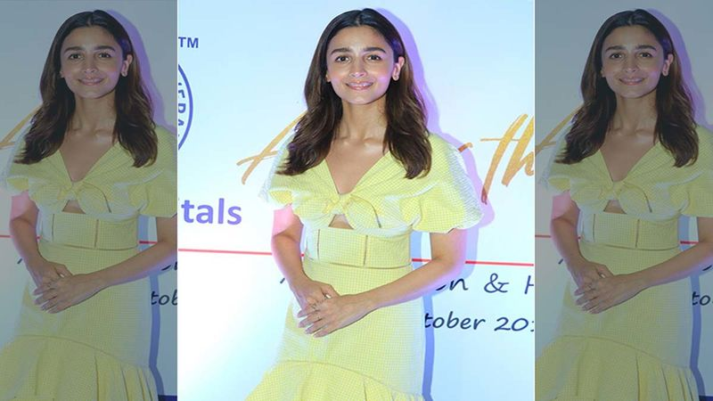 Alia Bhatt Continues To Post Her Quirky Then And Now Pics; The Latest One Has Baby Alia In A Pool