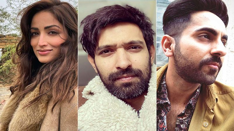 Yami Gautam's Pre-Wedding Pictures Get Some Hilarious Reactions From Her Co-Stars Vikrant Massey And Ayushmann Khurrana; Actors Compare Her With 'Radhe Maa'