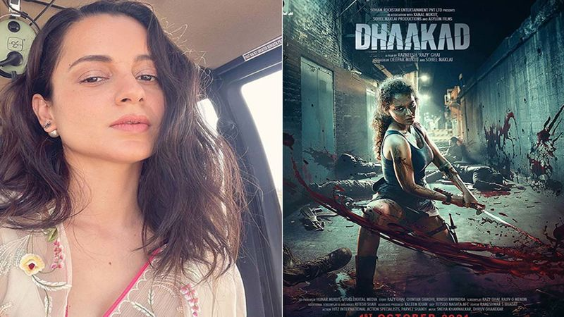 Kangana Ranaut Gives A Glimpse Of Agent Agni From Dhaakad, Calls Her The Most Vicious Agent