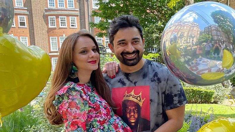 Rannvijay Singha And His Wife Prianka Blessed With A Baby Boy; Neha Dhupia, Nikhil Chinapa And More Pen Congratulatory Messages