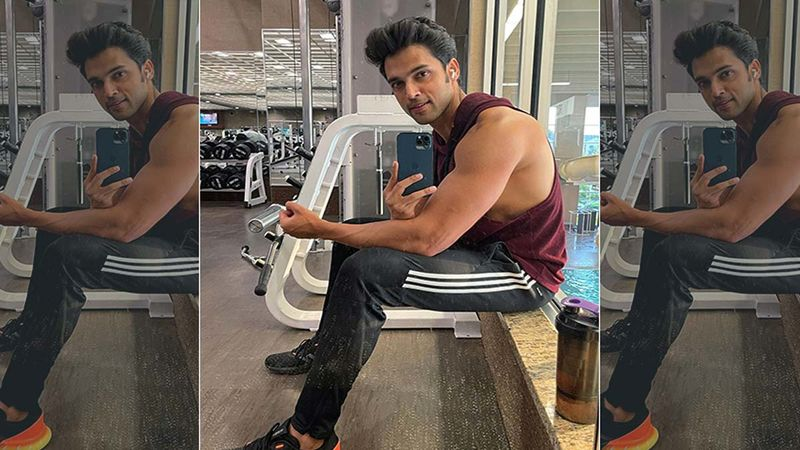 Parth Samthaan Drops A Shirtless Picture; Shares USA Showered Him With Love And He Is All Set To Be Back In India