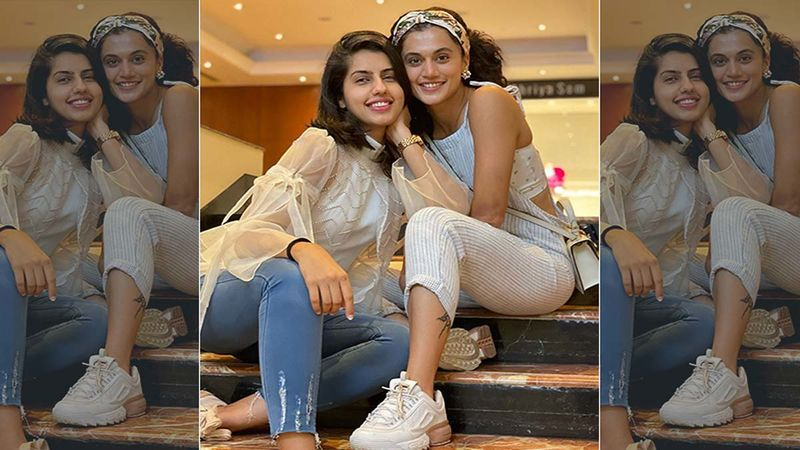Is Taapsee Pannu Set To Get Married? Sister Shagun Pannu Confirms Recee Has Been Done