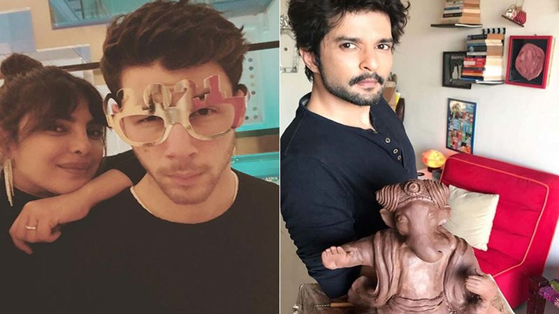 Entertainment News Round Up: Nick Jonas Dines At Wifey Priyanka Chopra's Restaurant, Raqesh Bapat Reacts To Kashmera Shah's Henpecked Husband Comment