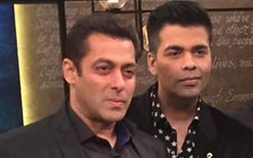 Karan Johar Gives Away Shuddhi Title To Sohail Khan; Will It Feature Salman Khan?