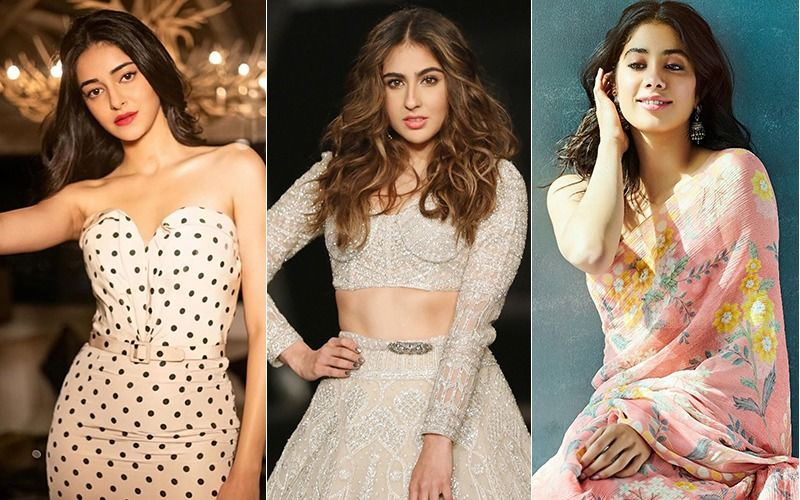 "Sara Ali Khan On Being Pitted Against Janhvi Kapoor And Ananya Panday, ""It's A Healthy Vibe Where We All Can Co-Exist"""