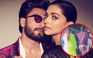Caught On Camera: Ranveer Singh And Deepika Padukone Walking Hand-In-Hand In London Is A Treat For Their Fans