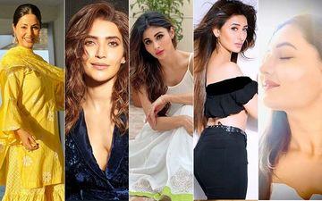 Hottest TV Actresses On Instagram This Week: Hina Khan, Karishma Tanna, Mouni Roy, Mahira Sharma and Rashami Desai