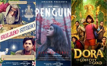Gulabo Sitabo, Penguin, Dora And The Lost City Of Gold And More Upcoming Movies And Shows In June 2020 You Can Just Binge Watch On Amazon Prime Video