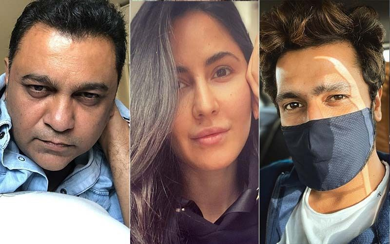 Did Salman Khan's Stylist Ashley Rebello Hint At Katrina Kaif And Vicky Kaushal Getting Married 'Soon'?