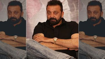 Sanjay Dutt Schools Paparazzi Stationed Outside His Residence To Wear Masks