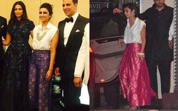 Who wore it better – Parineeti or Alia?