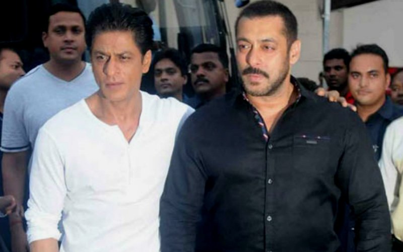 Case filed against SRK, Salman for their Bigg Boss act