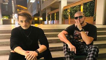 Asim Riaz Shares A 'Top Secret' Post As He Parties With DJ Snake In Dubai, Leaves Fans Speculating About A Possible Collaboration
