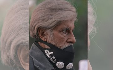 Delhi fails to recognise Amitabh Bachchan!